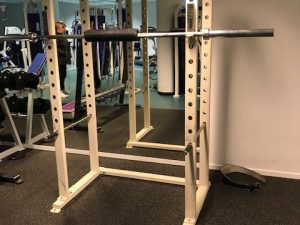 Power rack- CL Fitness