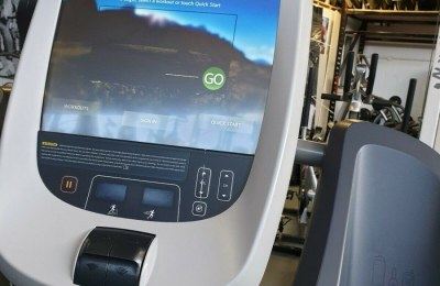 Uppgradering av Cardiomaskiner-P80 konsoler med Preva