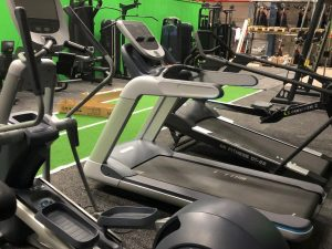 Precor EFX® 885/883 Elliptical Fitness Crosstrainer™‎