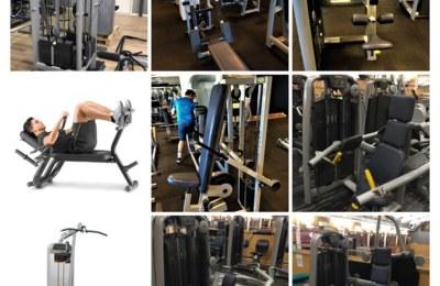 Gymutrustning i Hög kvalitet