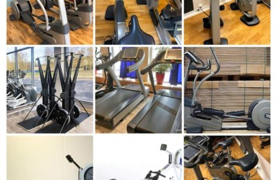 Kompletta Begagnade Gym
