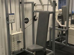 Nordic Gym by GymPartner Sittande ryggdrag