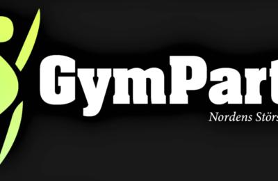 Välkommen till GymPartner Sweden