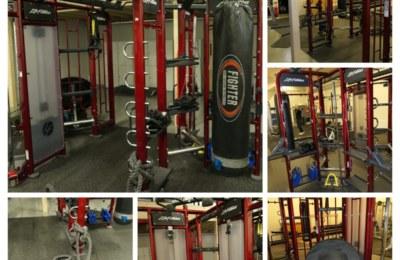 Komplett Life Fitness Gym