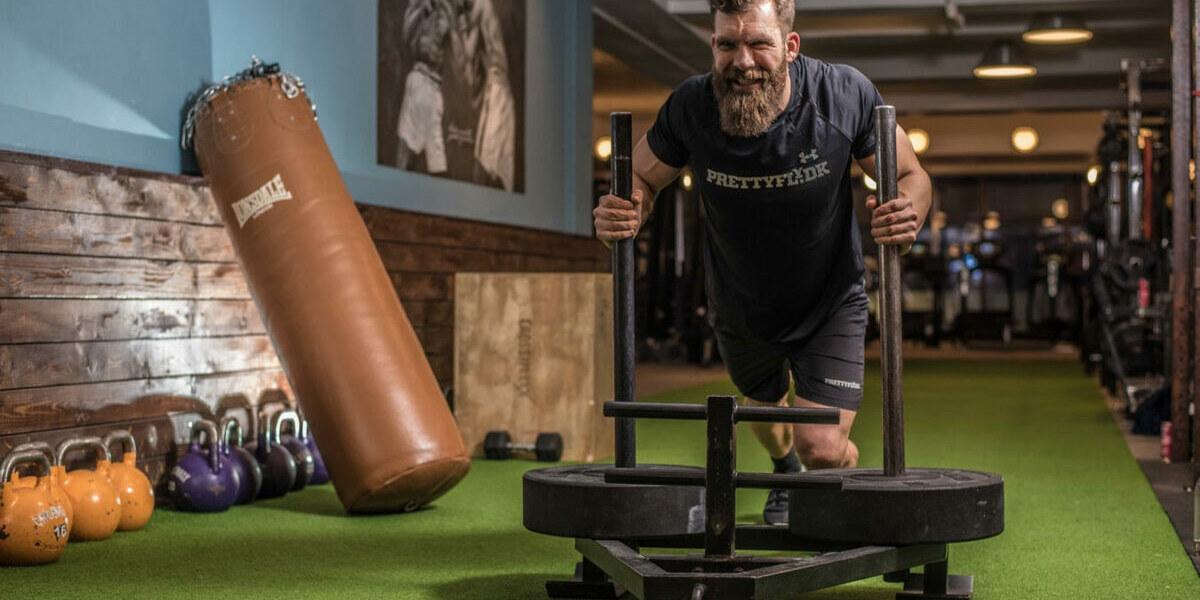 Gymutrustning eller Kompletta Gym?