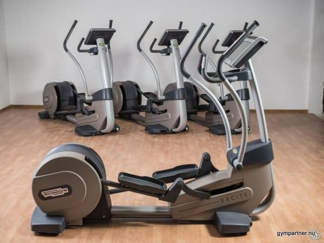 Crosstrainer Excite 700 Technogym